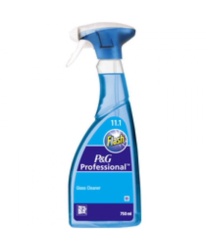 P&G 11.1 Glass Cleaner 750ML