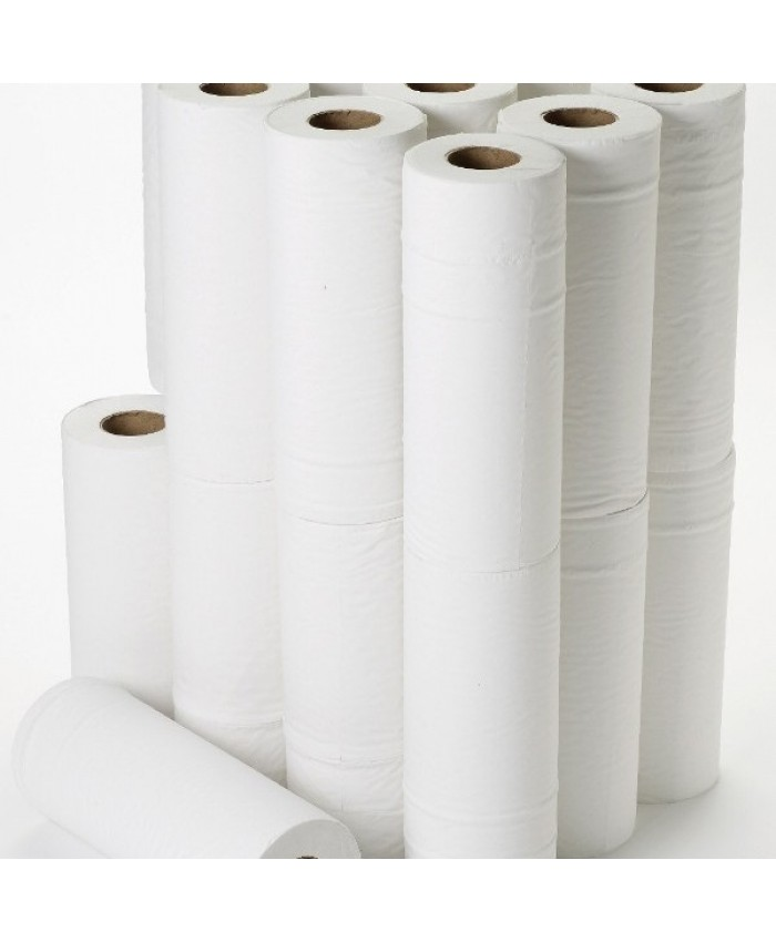 Hygiene/Couch Rolls (18 Per Case) 50 Metre