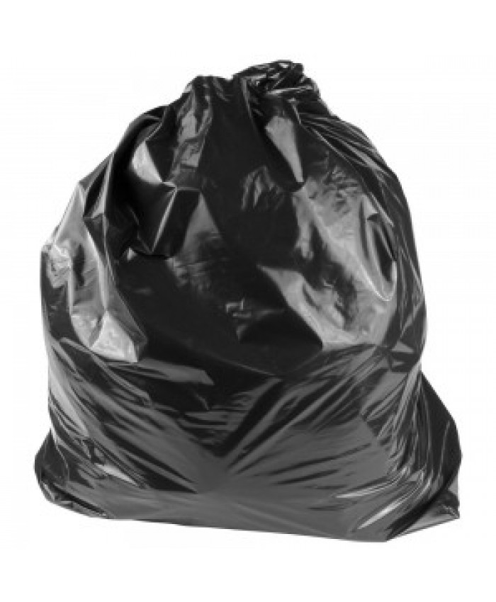 Compactor Black Refuse Sacks