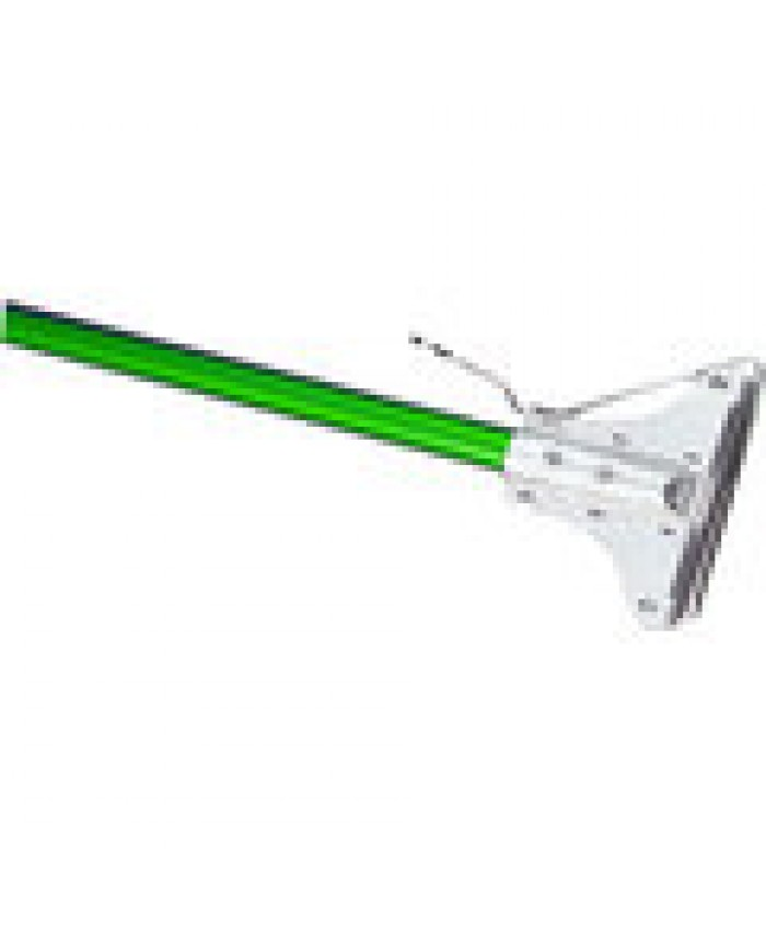 Kentucky Mop Holder Aluminium Green
