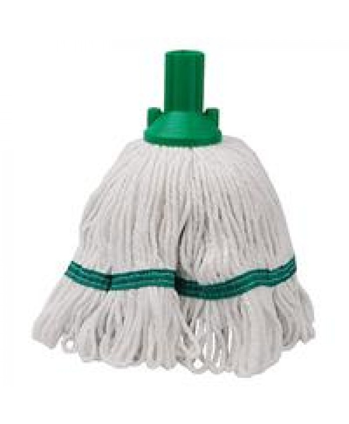 Excel Revolution Mop Head Green