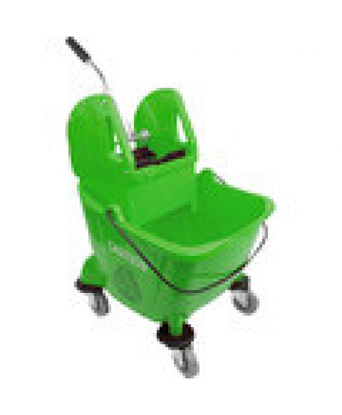 Floorline Kentucky Bucket & Wringer Green