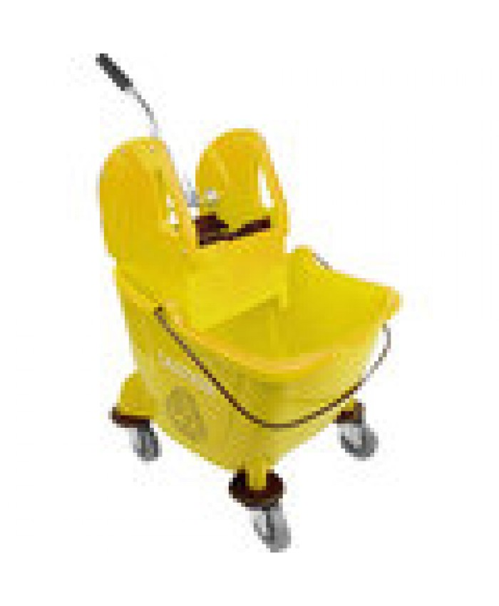 Floorline Kentucky Bucket & Wringer Yellow