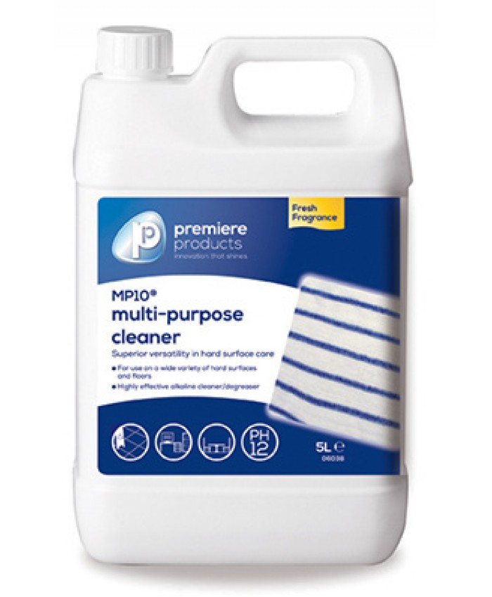 Premiere MP10 Multi Purpose / Floor Cleaner (5L)