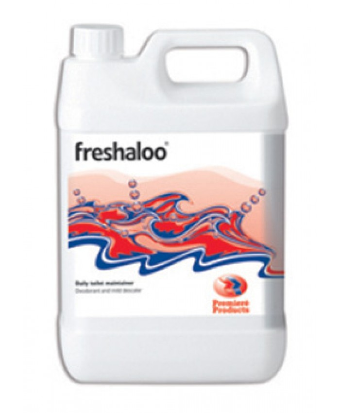 Premiere Freshaloo 2 in 1 Toilet Cleaner (5L)