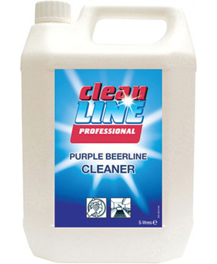 Cleanline Beerline Cleaner (5L)