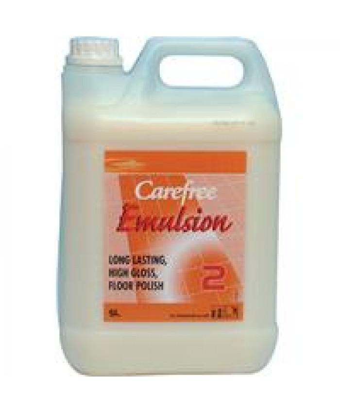 Carefree Emulsion Floor Polish (5L)