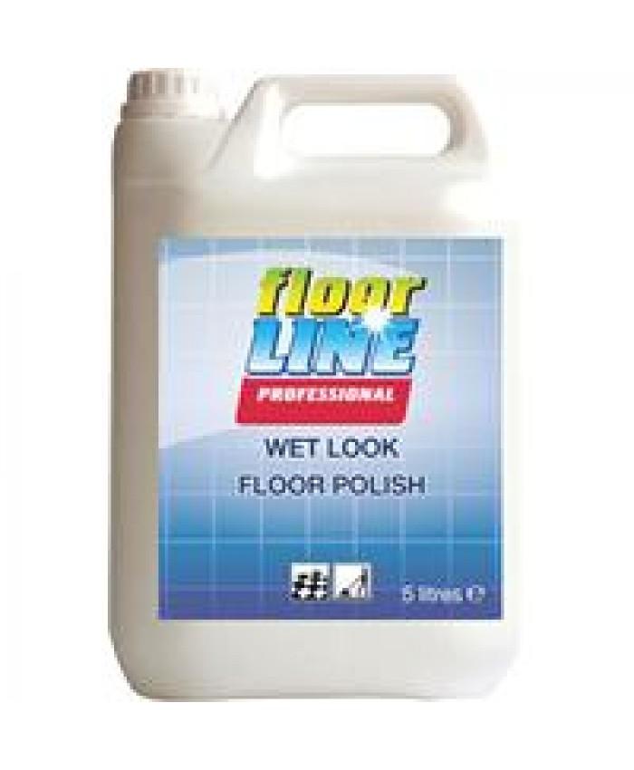 Floorline Wet Look Floor Polish (5L)