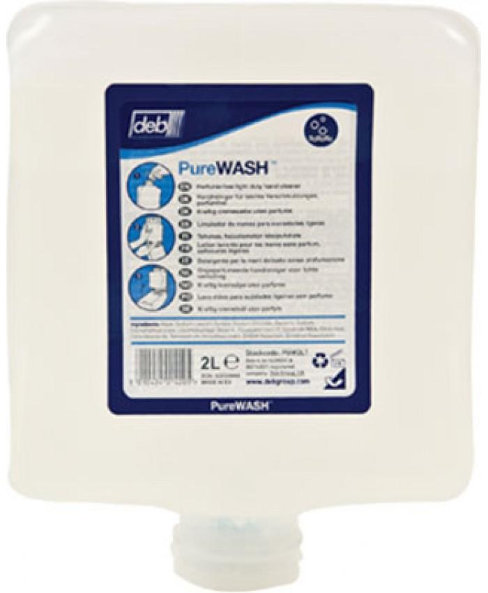 Deb Estesol Lotion Pure Wash (2L) (Case of 4)