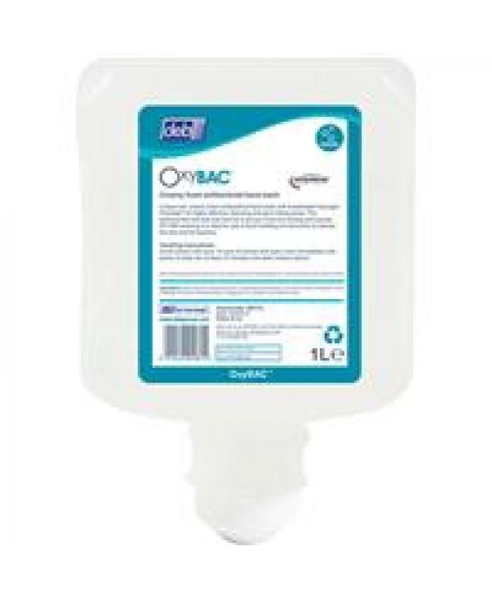 Deb OxyBAC Antibacterial Non Perfumed Foam Wash (Case of 6)