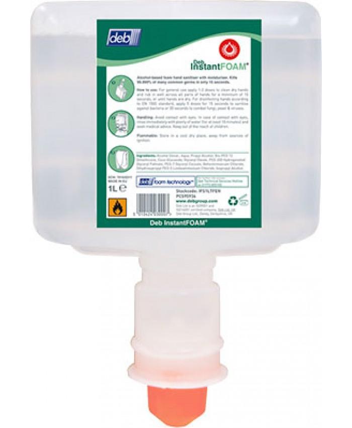 Deb Instant Foam Complete Hand Sanitiser (Case of 3)