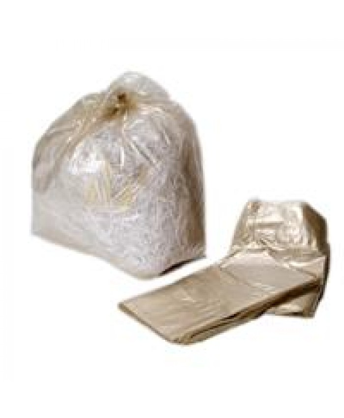 Clear Sacks Heavy Duty 15KG  (Case of 200)