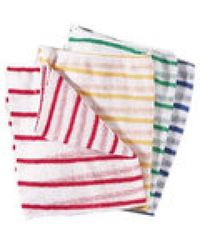 Hygiene Dishcloth (10 Pack) Red