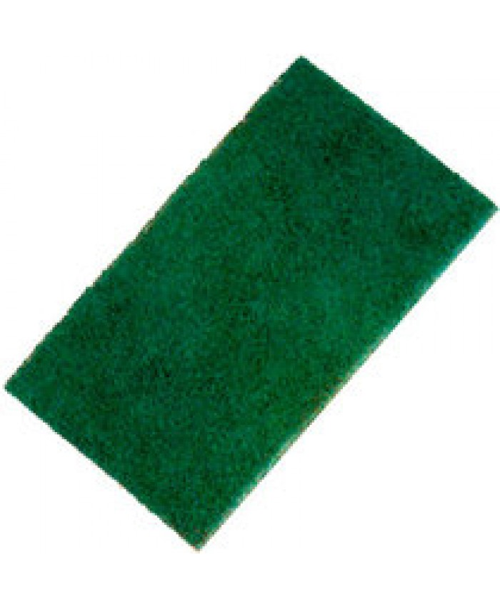3M Green General Purpose Hand Scourer (Pack of 10)