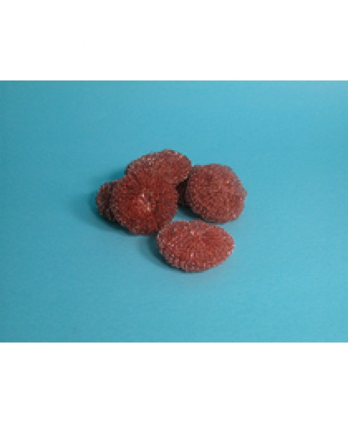 Copper Scourers 20 Gram (Pack of 25)