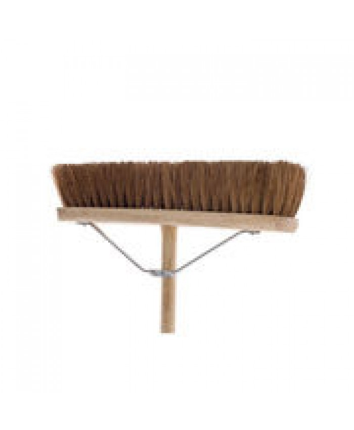 Soft Brush c/w Handle and Stays 24""