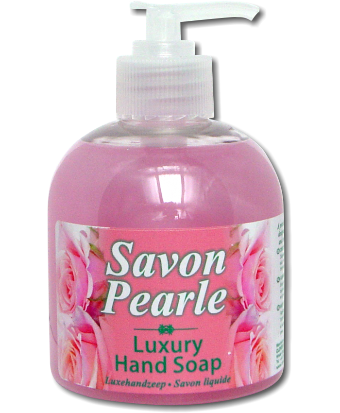 Savon Pearle Luxury Hand Soap ( 6 x 300ML)