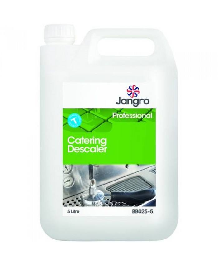Highly Concentrated Catering Descaler (5L)