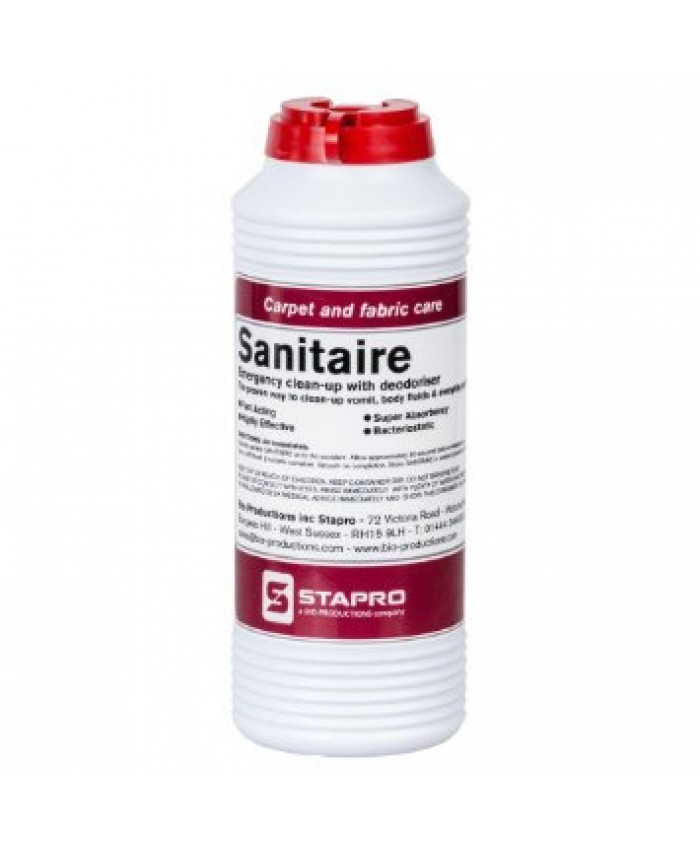 Sanitaire Emergency Clean-up Powder