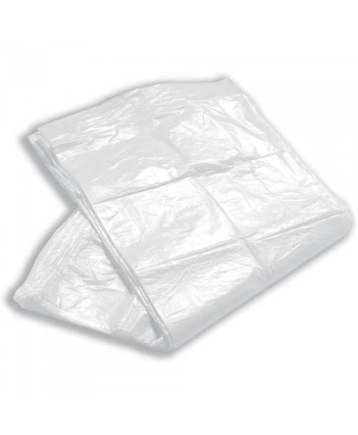 Light Duty Square Bin Liners (Case of 1000)