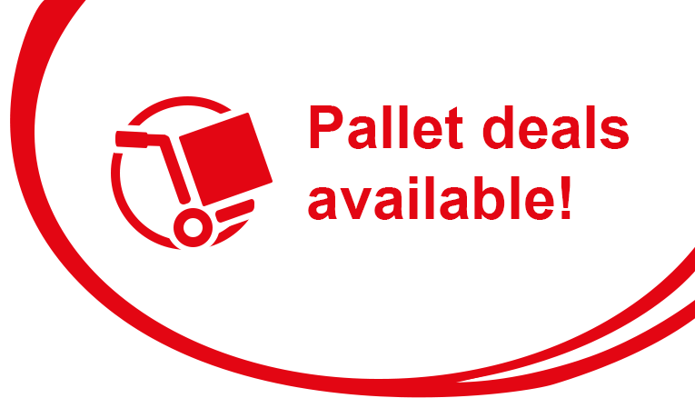 Pallet Deals Available