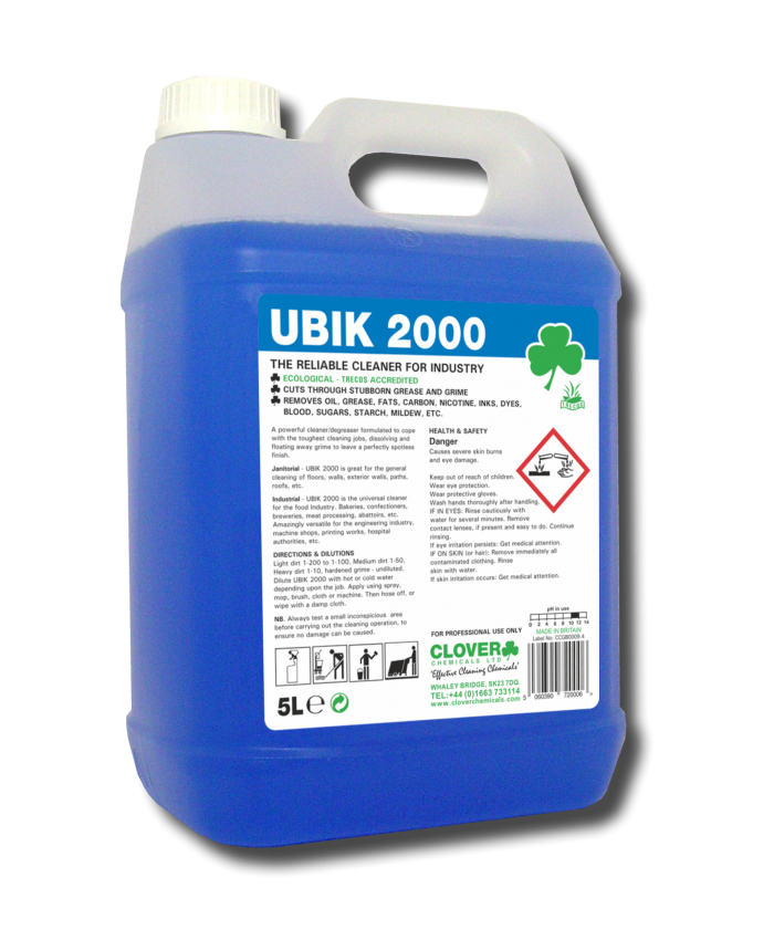 Ubik 2000 - Universal Cleaner Concentrate 5L