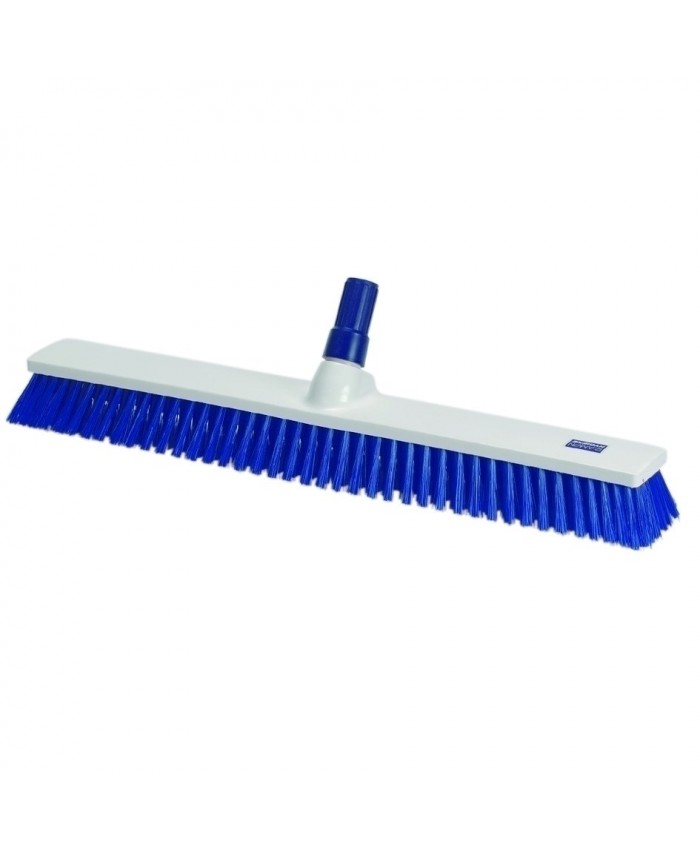 Hygiene Broom Soft Blue