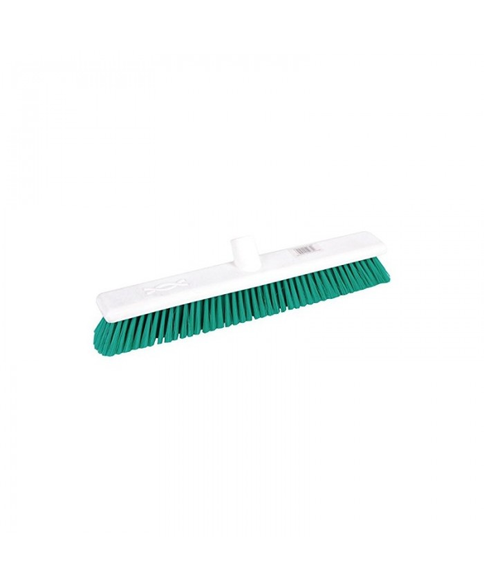 Hygiene Broom Soft Green