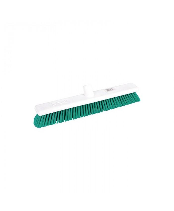 Hygiene Broom Soft Green