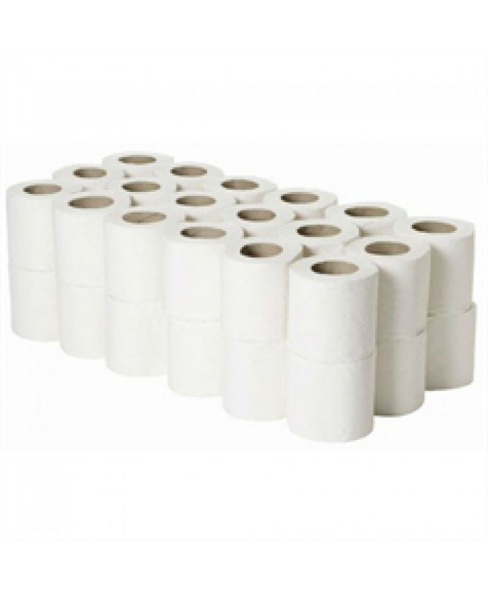 Toilet Rolls 2Ply White  Standard 320 Sheets Per Roll (Case of 36)
