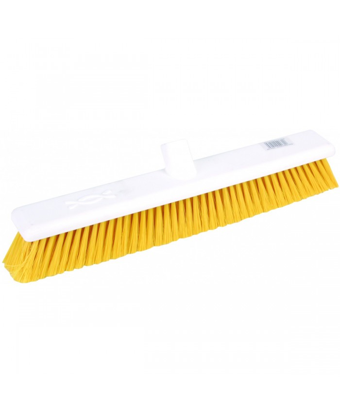 Hygiene Broom Soft Yellow