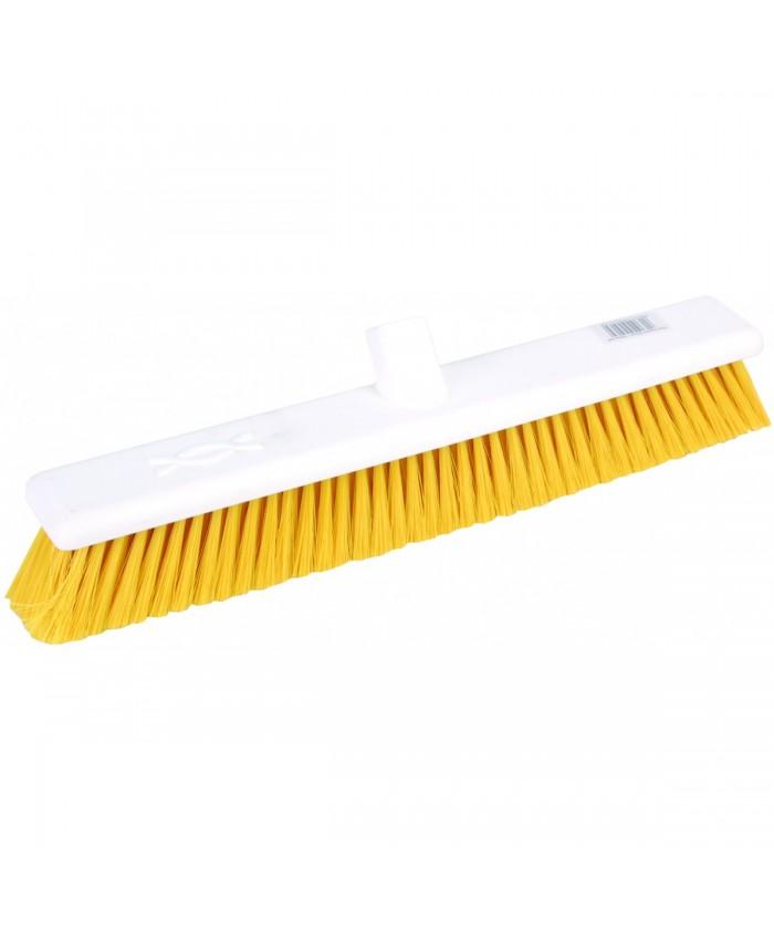 Hygiene Broom Soft Yellow
